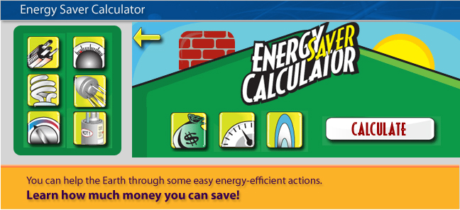 Energy Saver Calculator